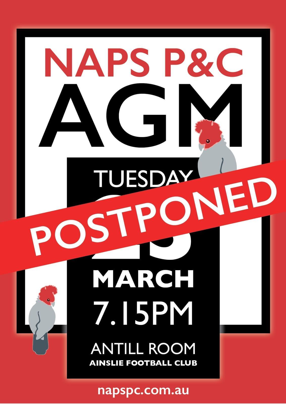 postponedAGM